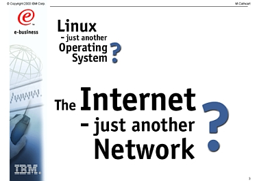 Linux another operating system slide
