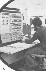 IBM 360/40 at Attwood Statistics