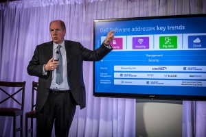 John Swainson, Dell Software Group