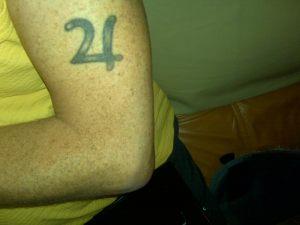 ewf tatoo
